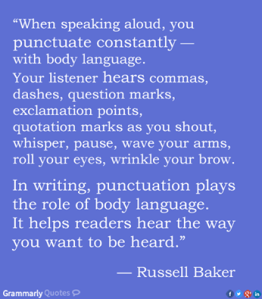 Russell Baker Quote